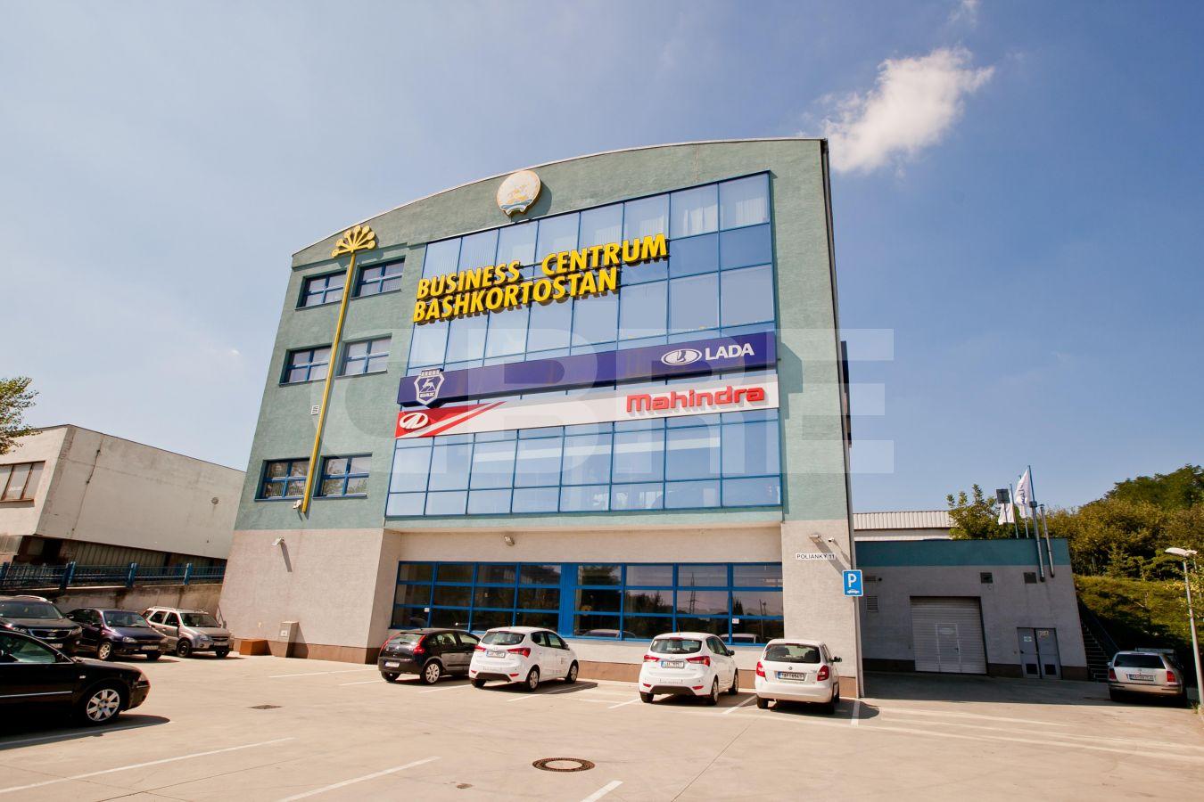 AB  Bashkortostan, Bratislava - Dúbravka | Offices for rent by CBRE | 2