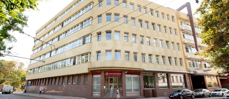 Cukrová 14, Bratislava - Staré Mesto | Prenájom kancelárií od CBRE