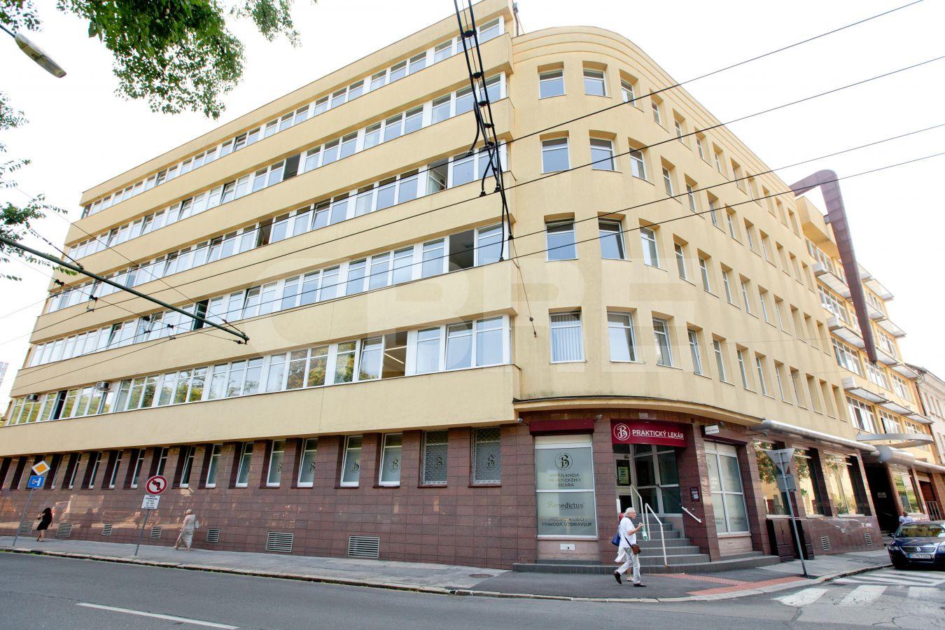 Cukrová 14, Bratislava - Staré Mesto | Prenájom kancelárií od CBRE | 1
