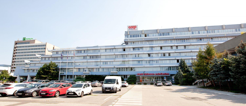 COOP Jednota, Bratislava - Ružinov | Prenájom kancelárií od CBRE