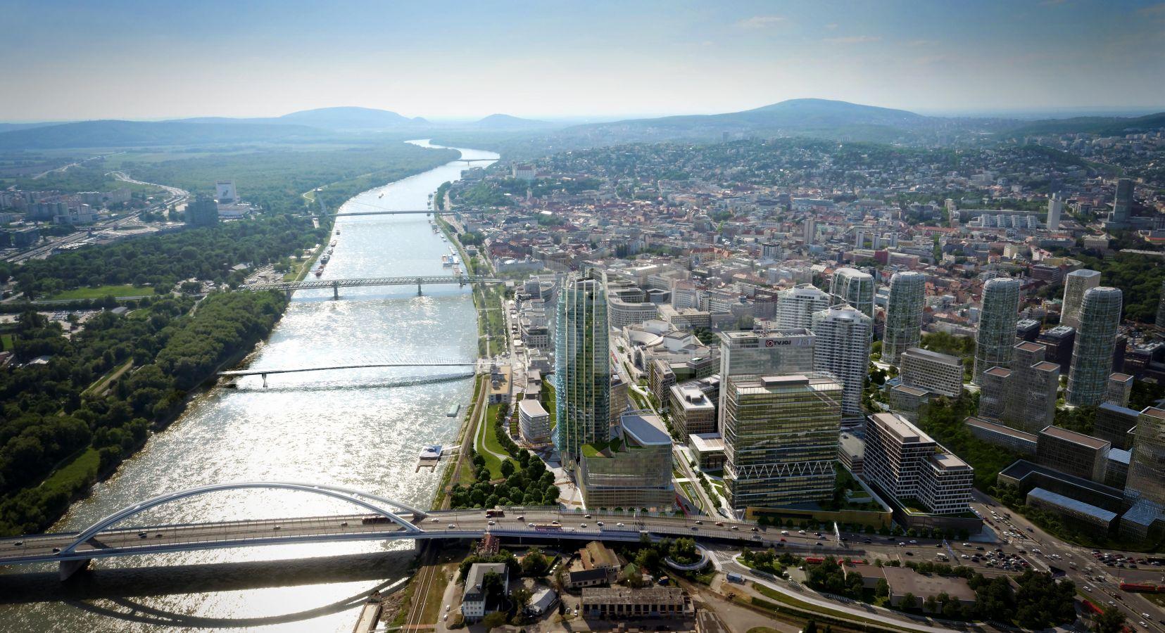 Panorama Business III, Bratislava - Staré Mesto | Prenájom kancelárií od CBRE | 2