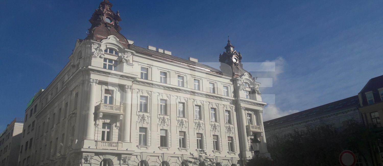 Gorkého 4, Bratislava - Staré Mesto | Prenájom kancelárií od CBRE