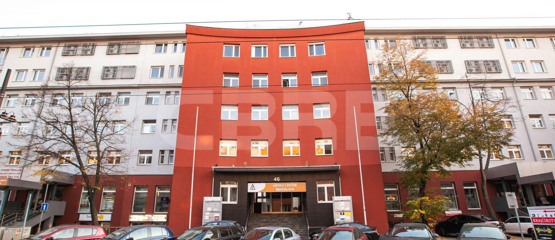 Zahradnícka 46, Bratislava - Ružinov | Prenájom kancelárií od CBRE