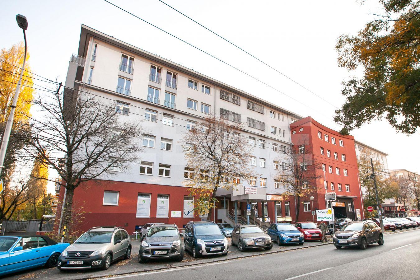 Zahradnícka 46, Bratislava - Ružinov | Prenájom kancelárií od CBRE | 1