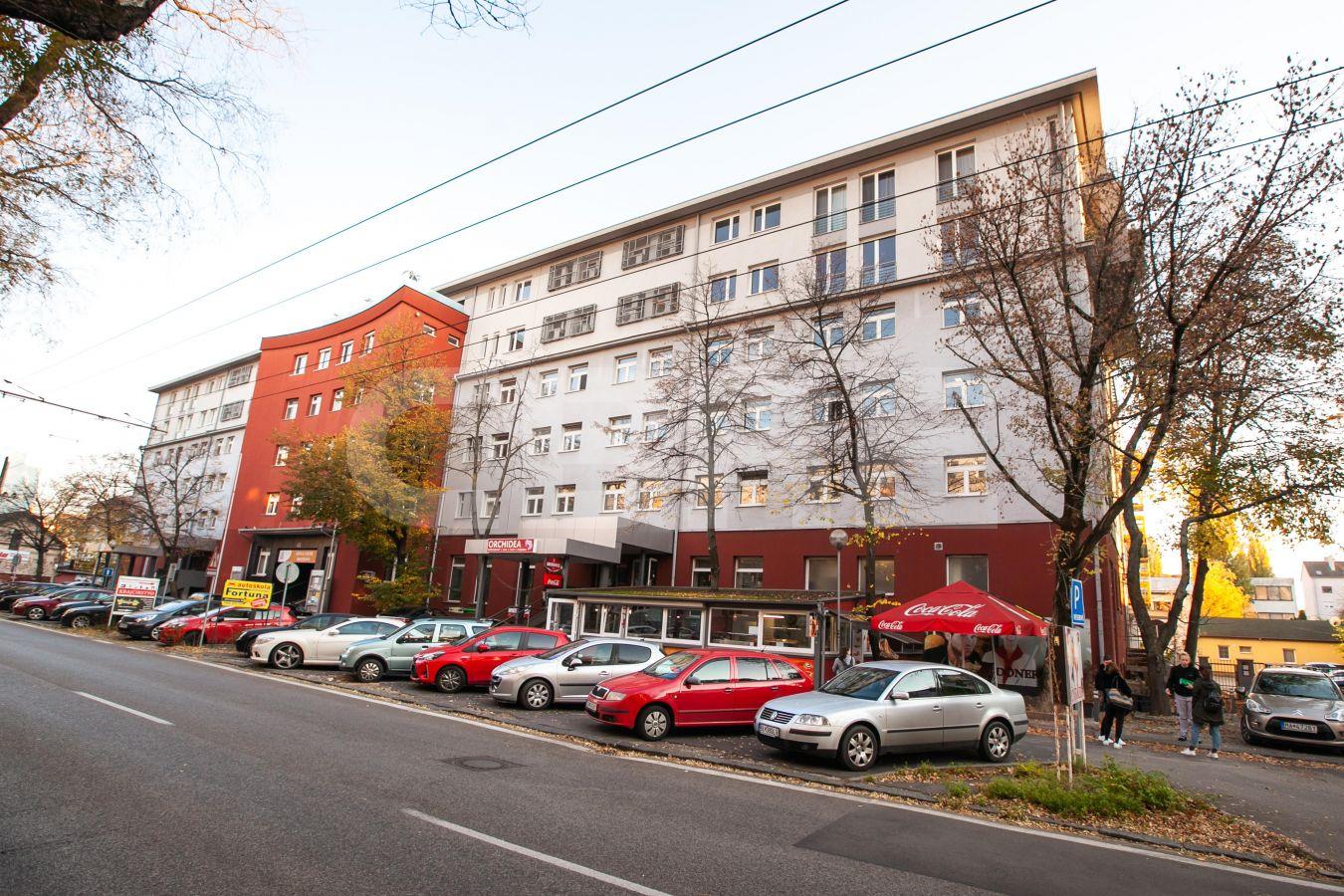 Zahradnícka 46, Bratislava - Ružinov | Prenájom kancelárií od CBRE | 2