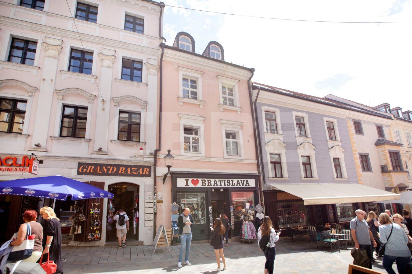 Michalská 18-20, Bratislava - Staré Mesto | Offices for rent by CBRE | 1