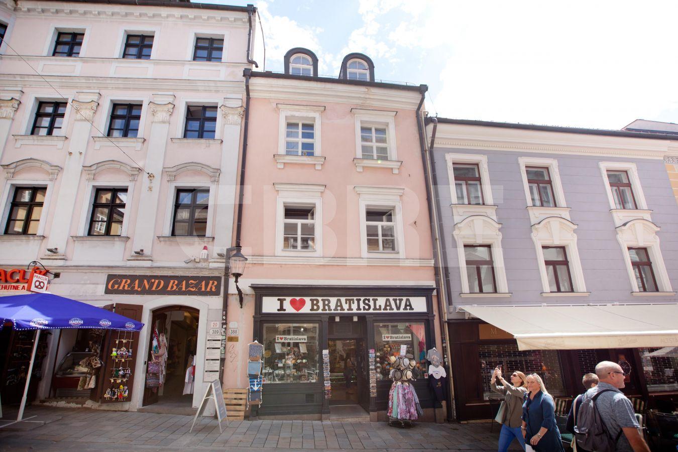 Michalská 18-20, Bratislava - Staré Mesto | Offices for rent by CBRE | 2