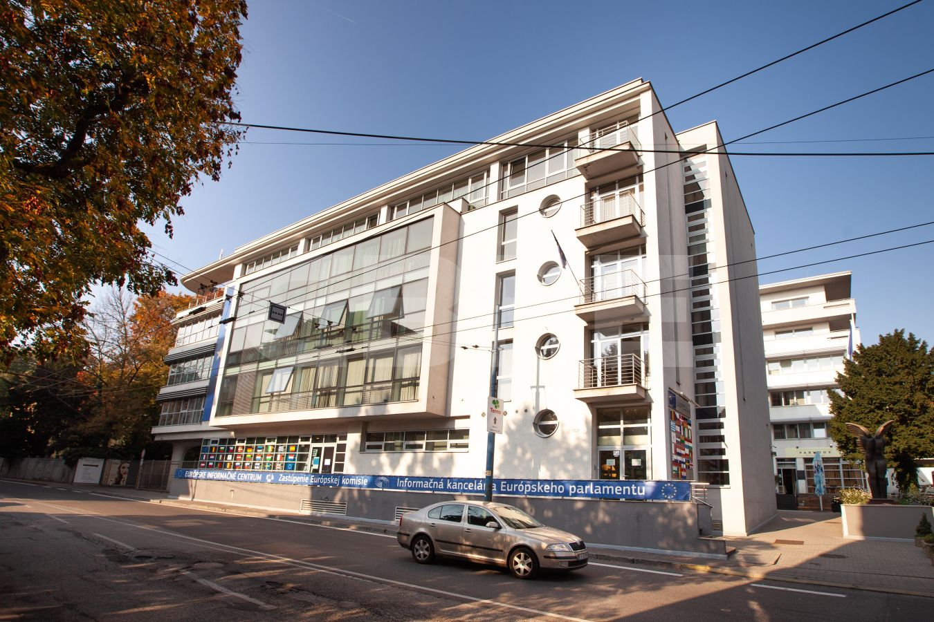 AC Diplomat, Bratislava - Staré Mesto | Prenájom kancelárií od CBRE | 2