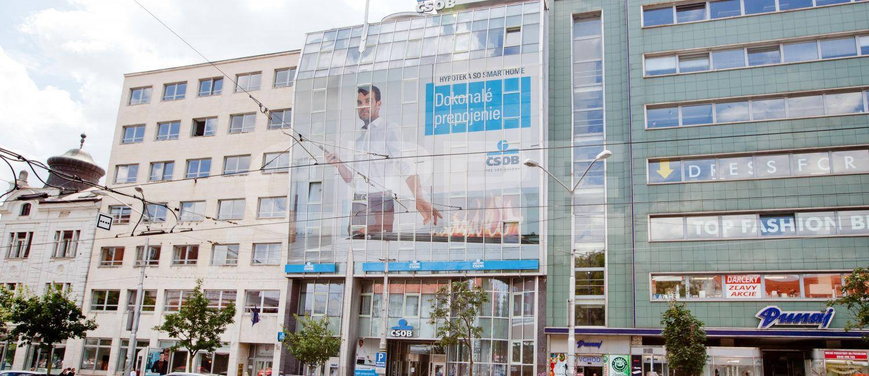 Námestie SNP 29 - CSOB, Bratislava - Staré Mesto | Prenájom kancelárií od CBRE