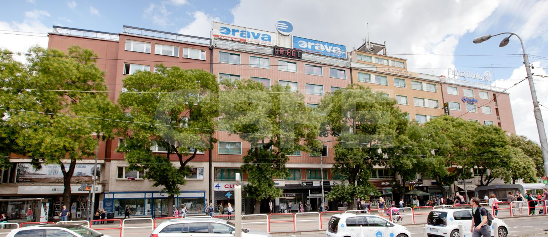 Námestie SNP 13, Bratislava - Staré Mesto | Prenájom kancelárií od CBRE