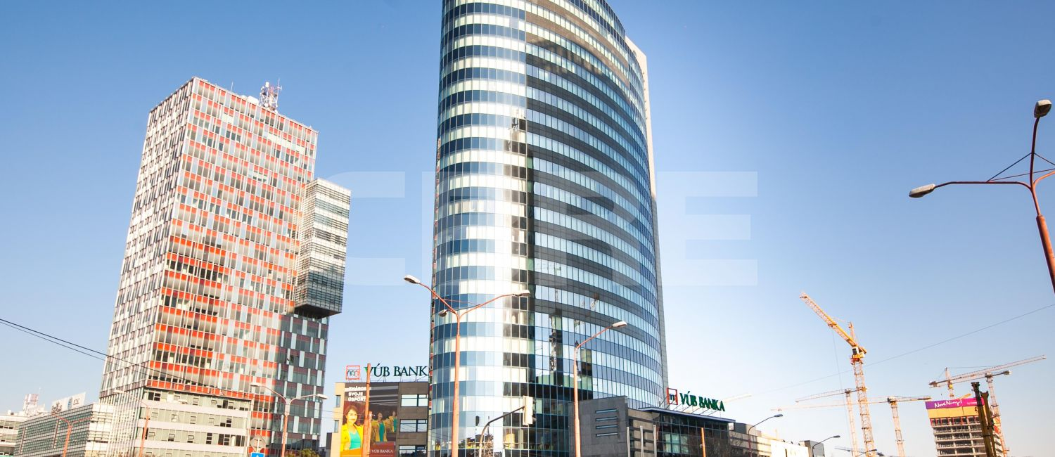 VUB Tower, Bratislava - Staré Mesto | Offices for rent by CBRE