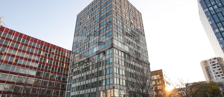 Miletičova 1, Bratislava - Ružinov | Prenájom kancelárií od CBRE
