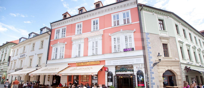 Michalská 2, Bratislava - Staré Mesto | Prenájom kancelárií od CBRE