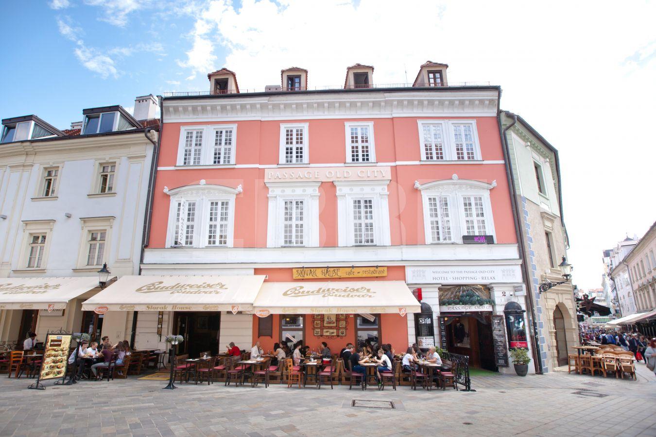 Michalská 2, Bratislava - Staré Mesto | Prenájom kancelárií od CBRE | 1
