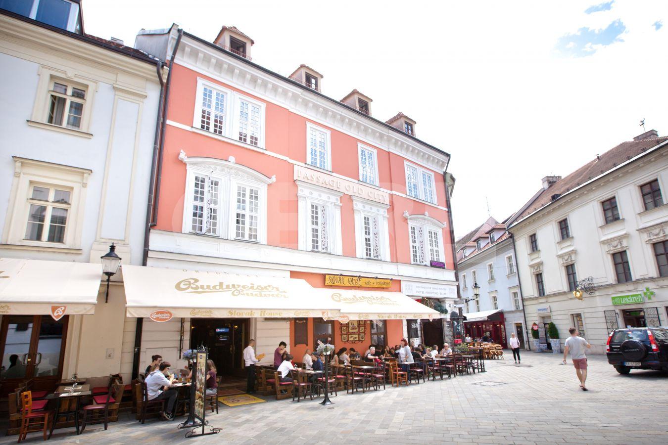 Michalská 2, Bratislava - Staré Mesto | Prenájom kancelárií od CBRE | 2