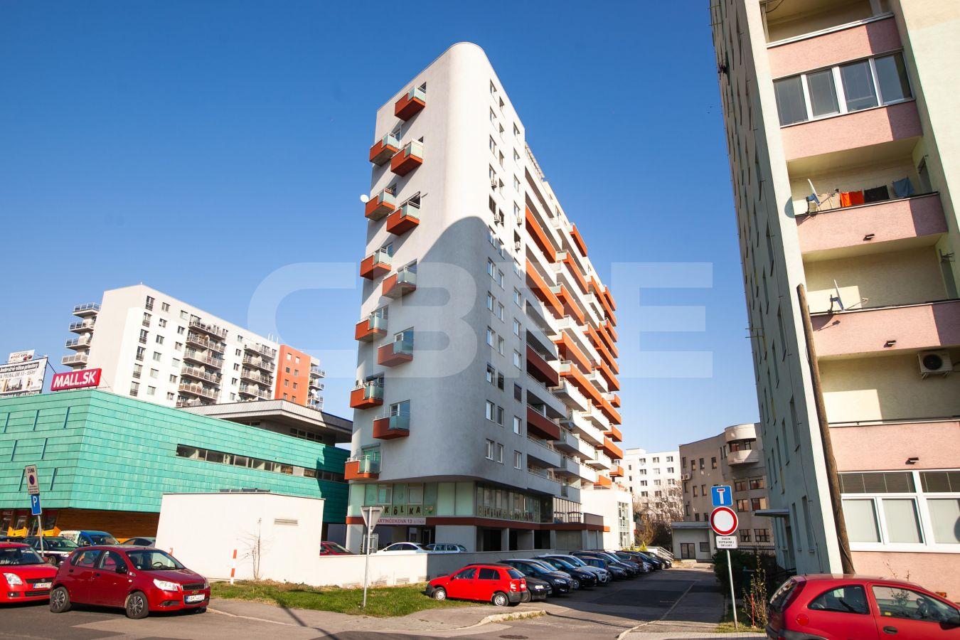 ShipHouse, Bratislava - Ružinov | Prenájom kancelárií od CBRE | 2