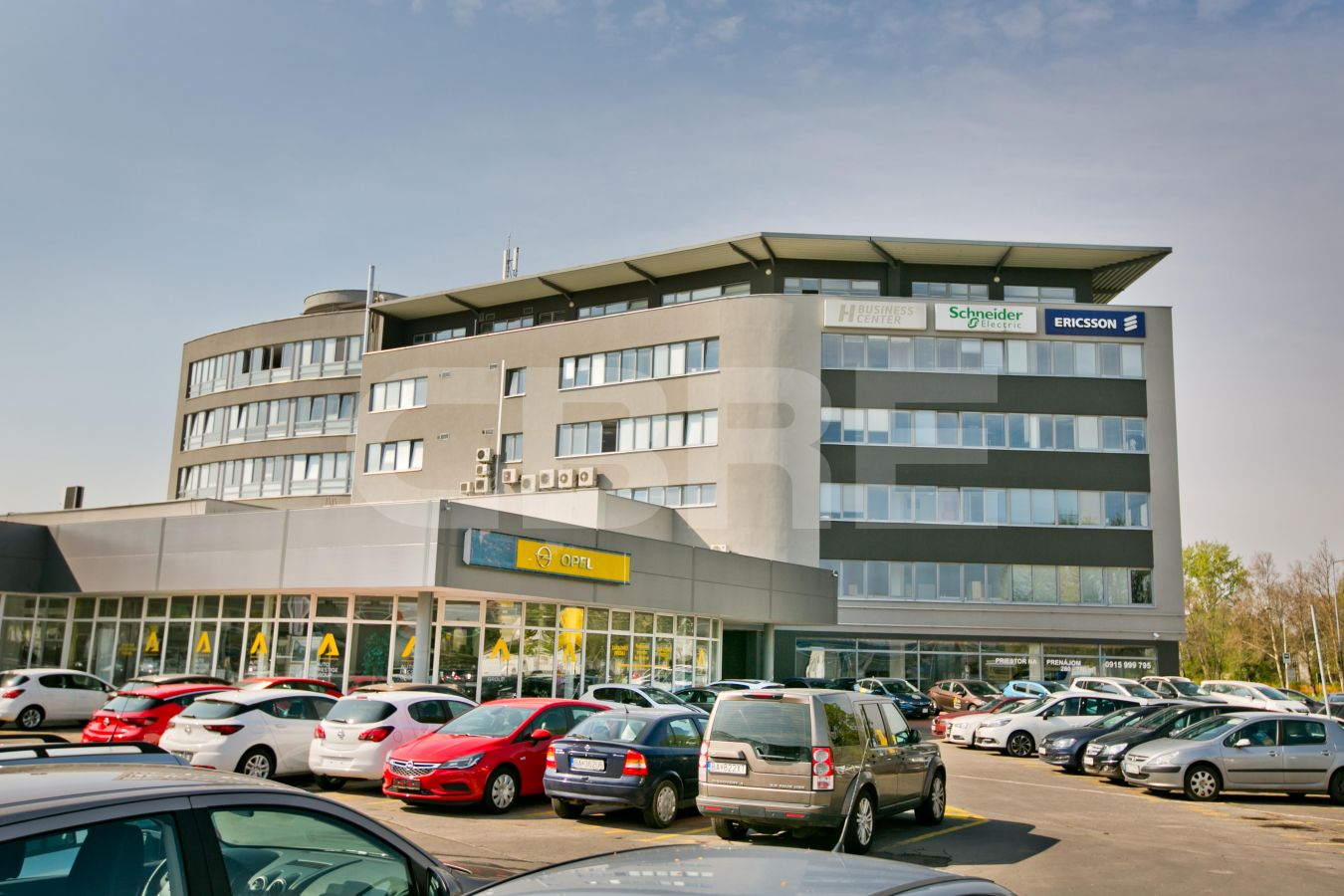 H-Business Center, Bratislava - Ružinov | Offices for rent by CBRE | 1