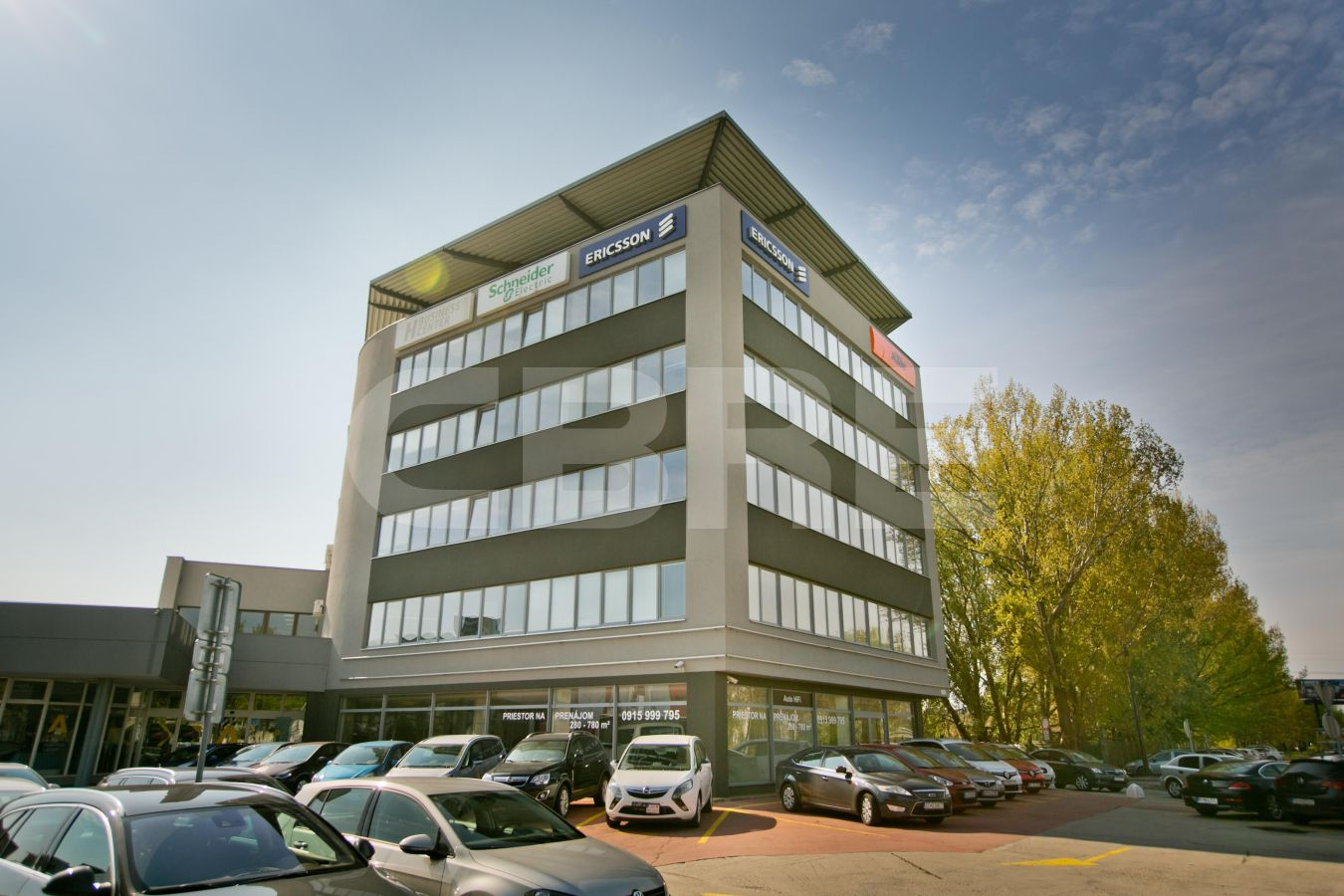 H-Business Center, Bratislava - Ružinov | Offices for rent by CBRE | 3