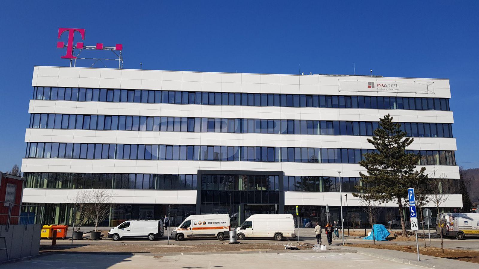 Poštová Offices, Žilina | Prenájom kancelárií od CBRE | 2