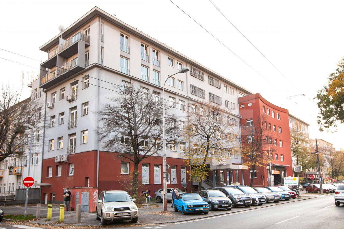 Zahradnícka 46, Bratislava - Ružinov | Prenájom kancelárií od CBRE | 3