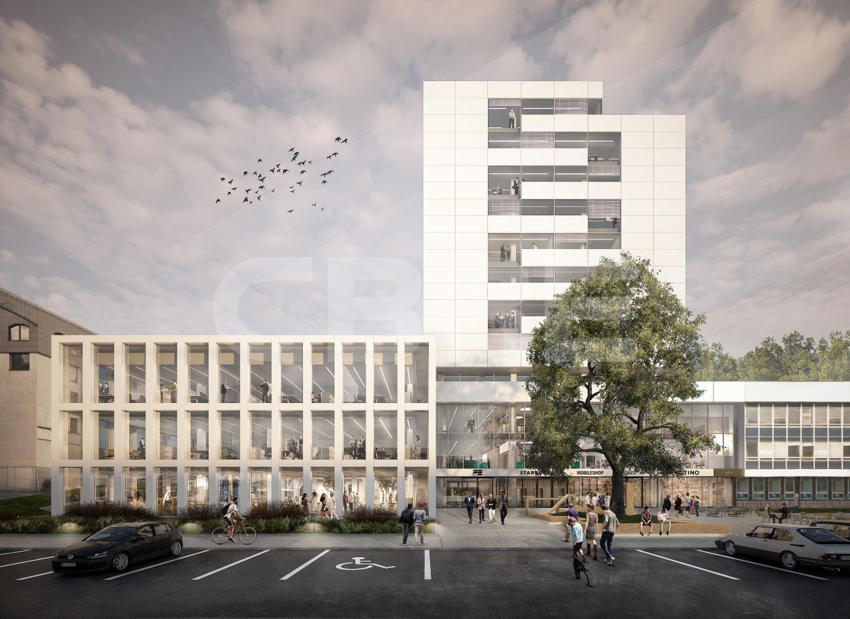 INTERPOLIS Office Center, Banská Bystrica | Offices for rent by CBRE | 1