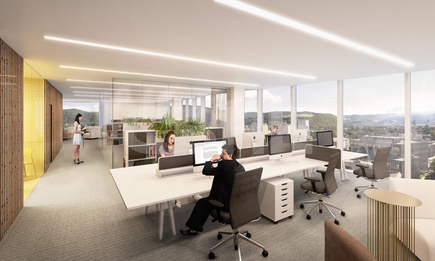 INTERPOLIS Office Center, Banská Bystrica | Offices for rent by CBRE | 4