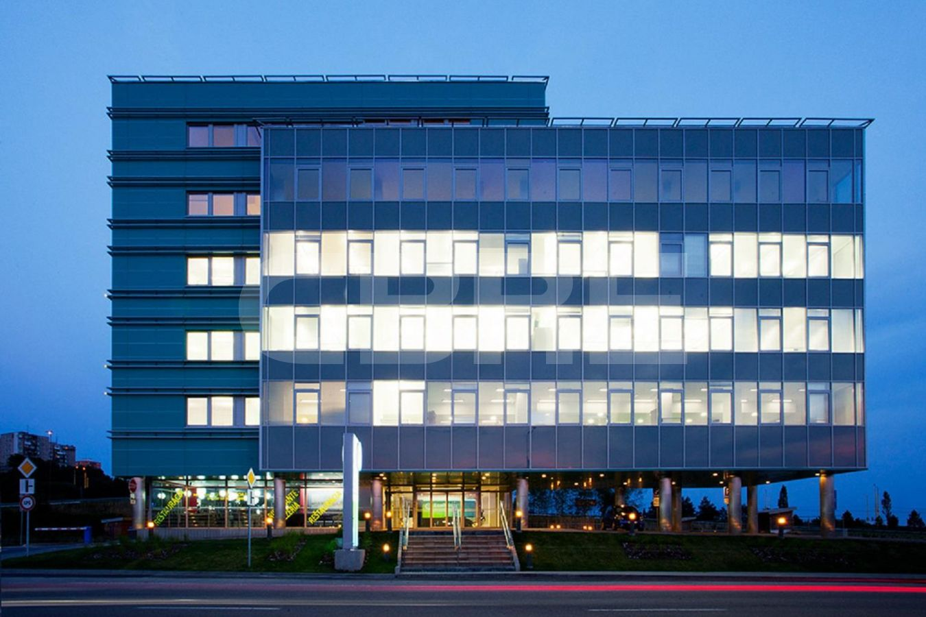Ecopoint Office Center II, Kosice, Košice | Offices for rent by CBRE | 2