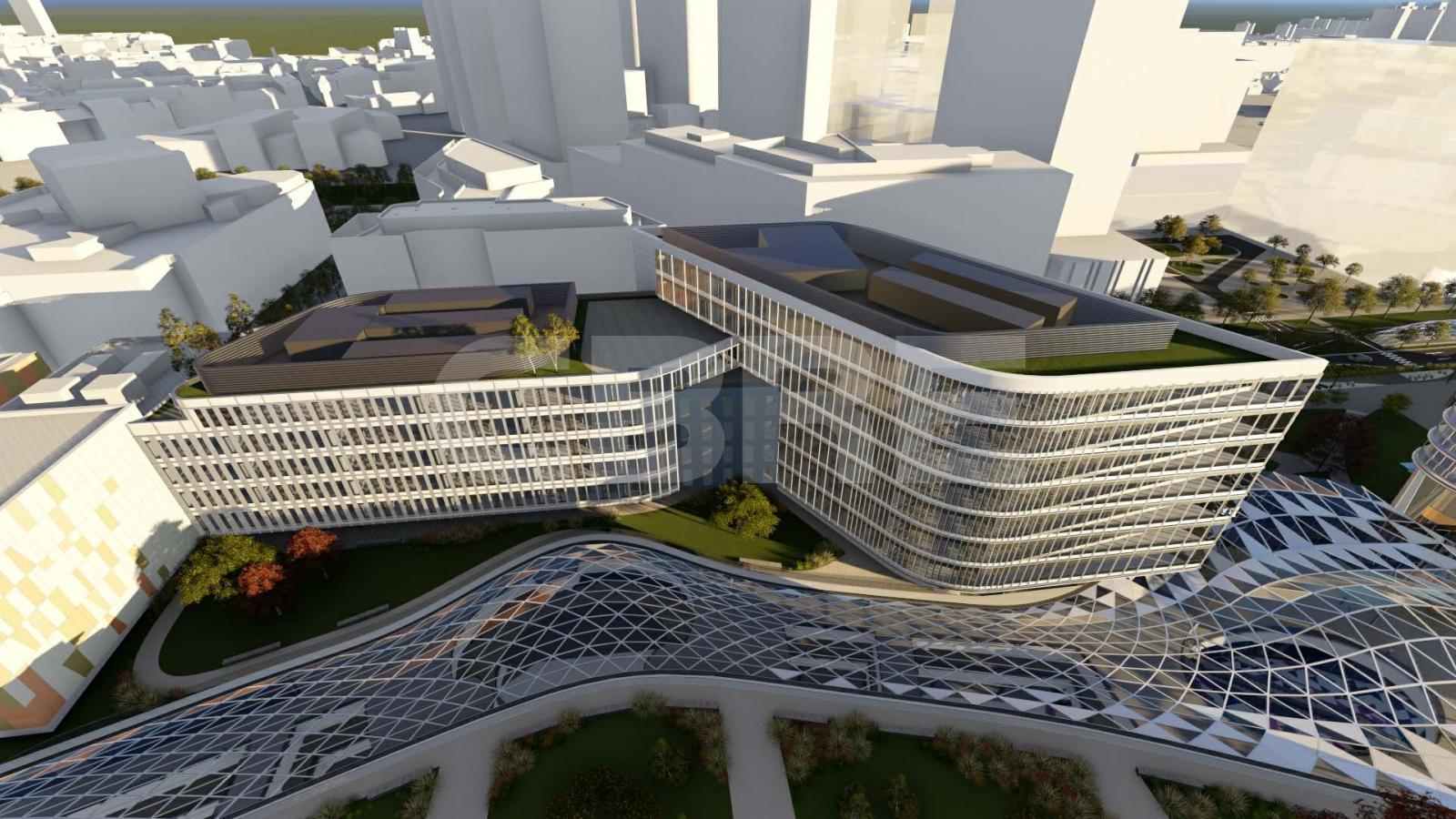 Pribinova X (Central IV), Bratislava - Staré Mesto | Offices for rent by CBRE | 1