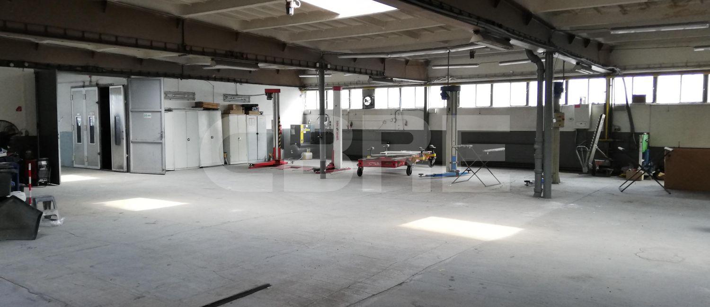 Rožňavská, Bratislava III. - 2 273 m2, Bratislavský kraj, Bratislava | Prenájom a predaj skladov a výrobných hál od CBRE