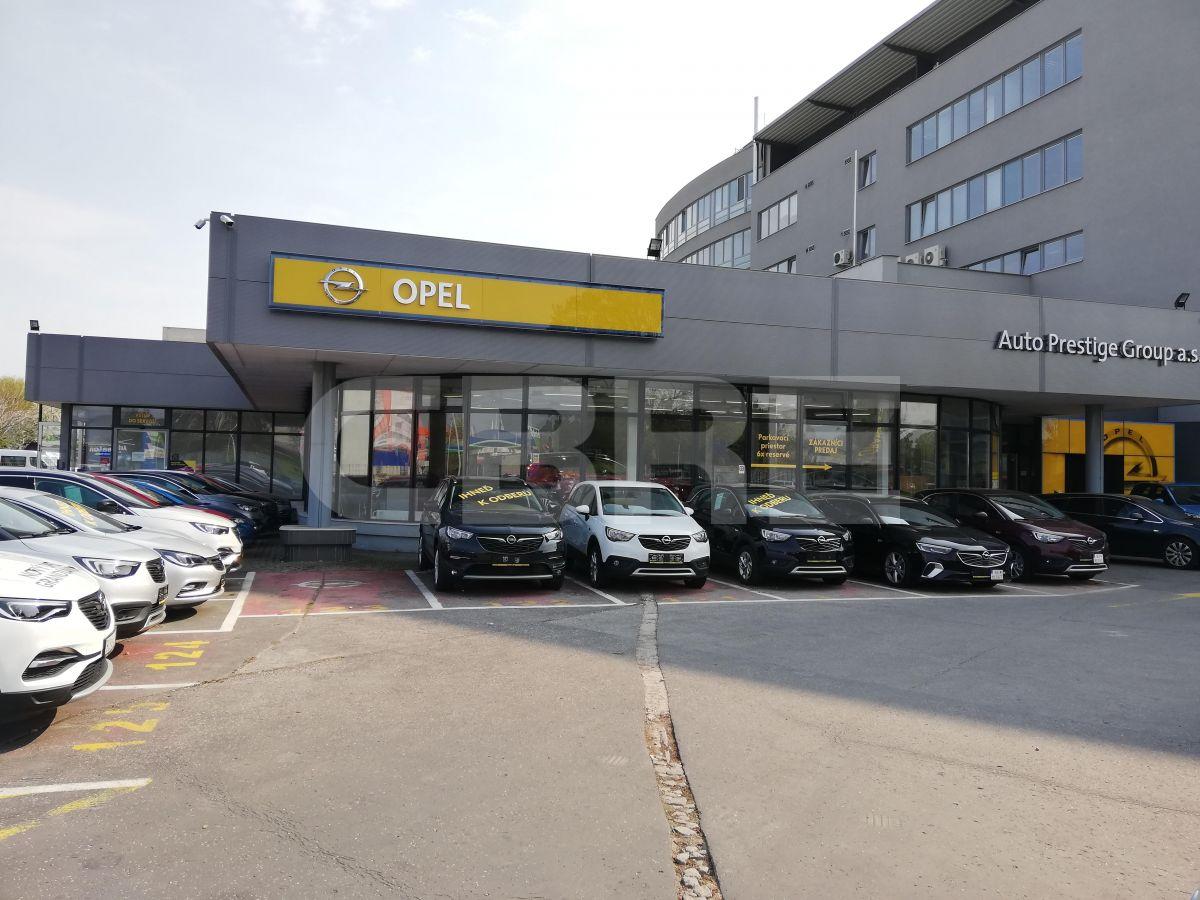 Rožňavská, Bratislava III. - 2 273 m2, Bratislavský kraj, Bratislava | Prenájom a predaj skladov a výrobných hál od CBRE | 4