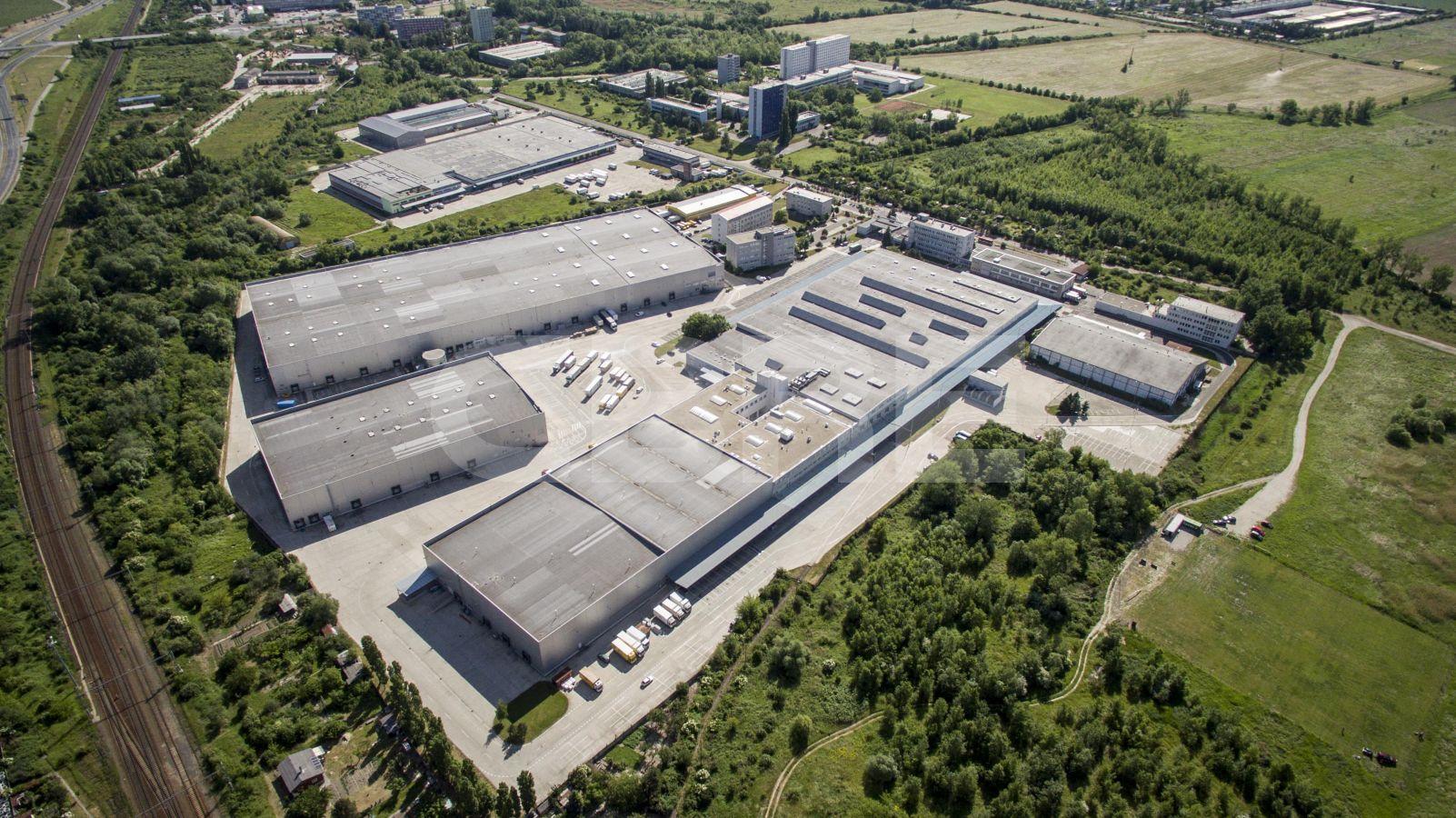Vector Parks Bratislava - Hala A, Bratislavský kraj, Bratislava | Prenájom a predaj skladov a výrobných hál od CBRE | 1