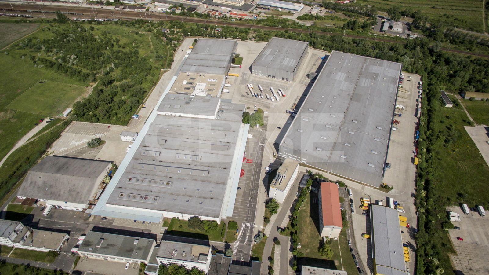 Vector Parks Bratislava - Hala A, Bratislavský kraj, Bratislava | Prenájom a predaj skladov a výrobných hál od CBRE | 2