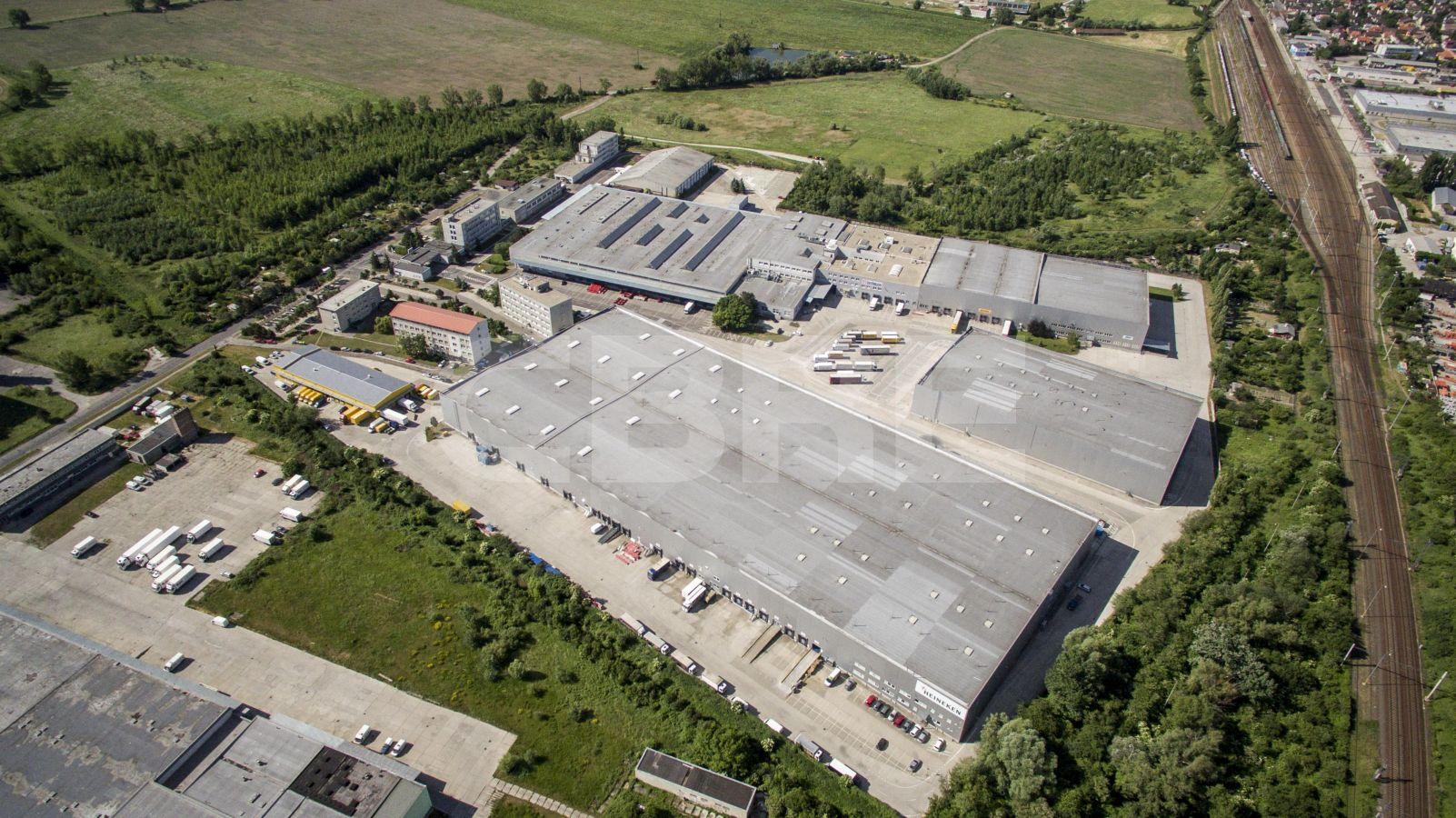 Vector Parks Bratislava - Hala A, Bratislavský kraj, Bratislava | Prenájom a predaj skladov a výrobných hál od CBRE | 3