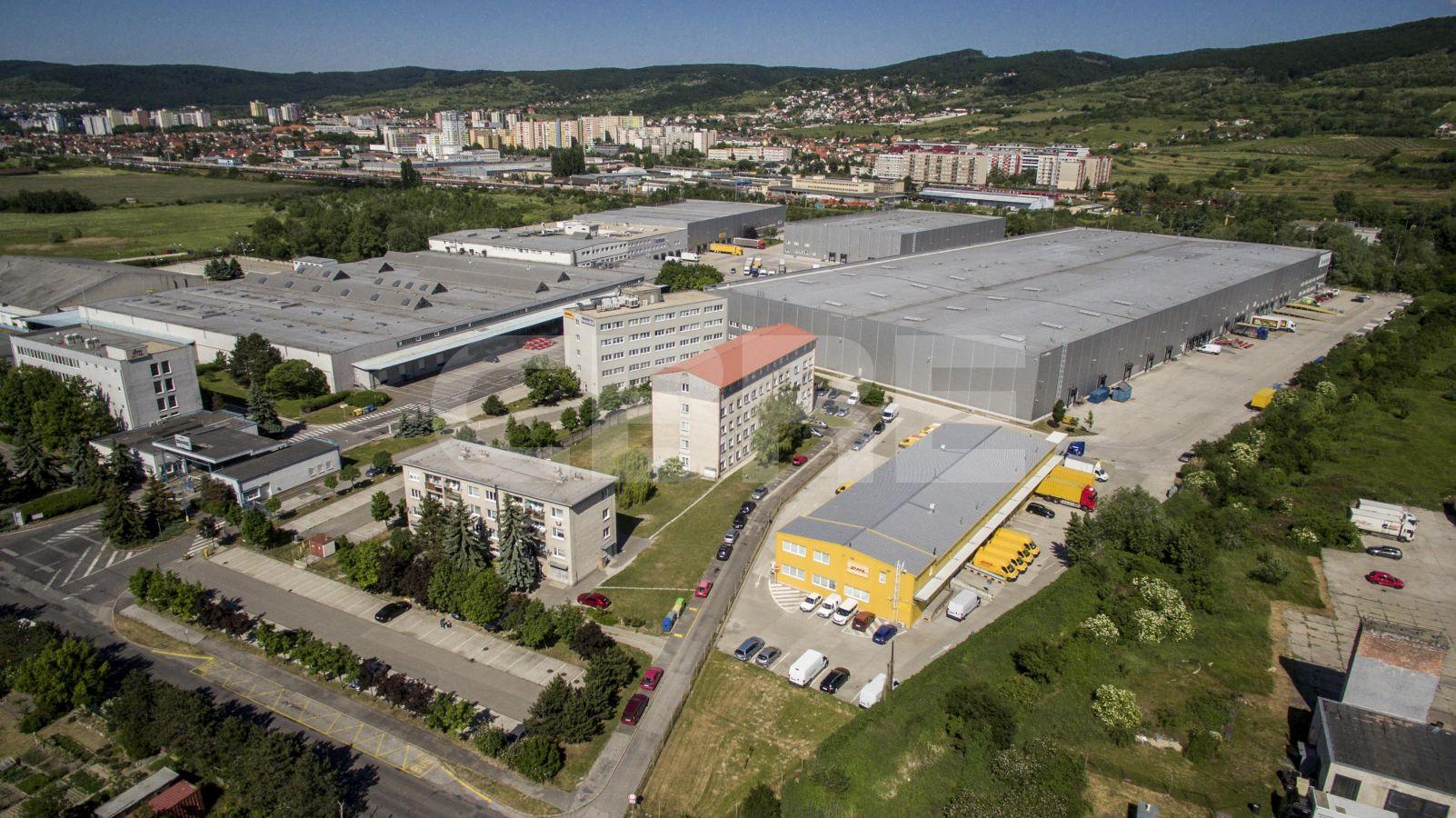 Vector Parks Bratislava - Hala A, Bratislavský kraj, Bratislava | Prenájom a predaj skladov a výrobných hál od CBRE | 4