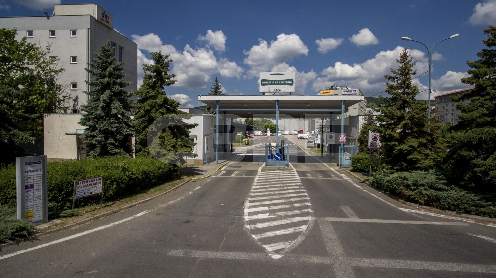 Contera Park Bratislava - Hall C, Bratislavský kraj, Bratislava | Prenájom a predaj skladov a výrobných hál od CBRE | 5