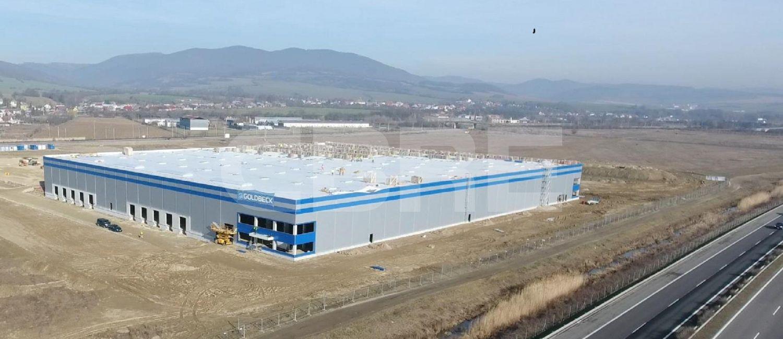 Sihot Park Chocholna - DC1, Trenčiansky kraj, Trenčín | Prenájom a predaj skladov a výrobných hál od CBRE