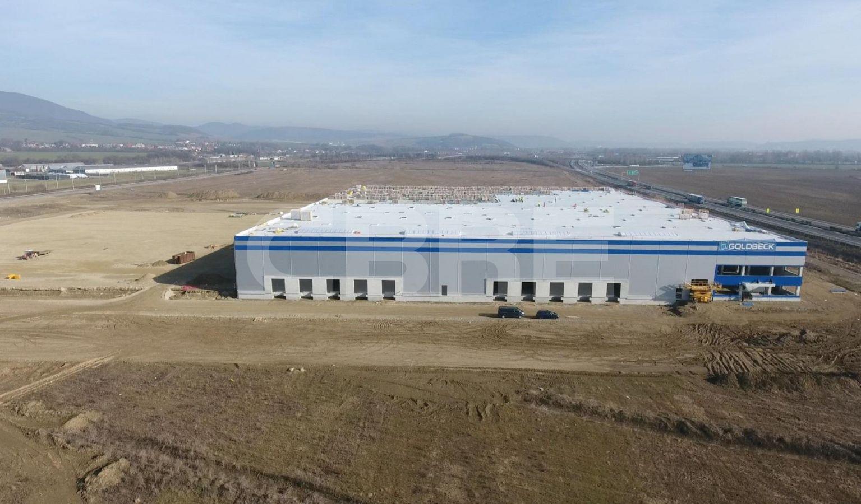 Sihot Park Chocholna - DC1, Trenčiansky kraj, Trenčín | Prenájom a predaj skladov a výrobných hál od CBRE | 4