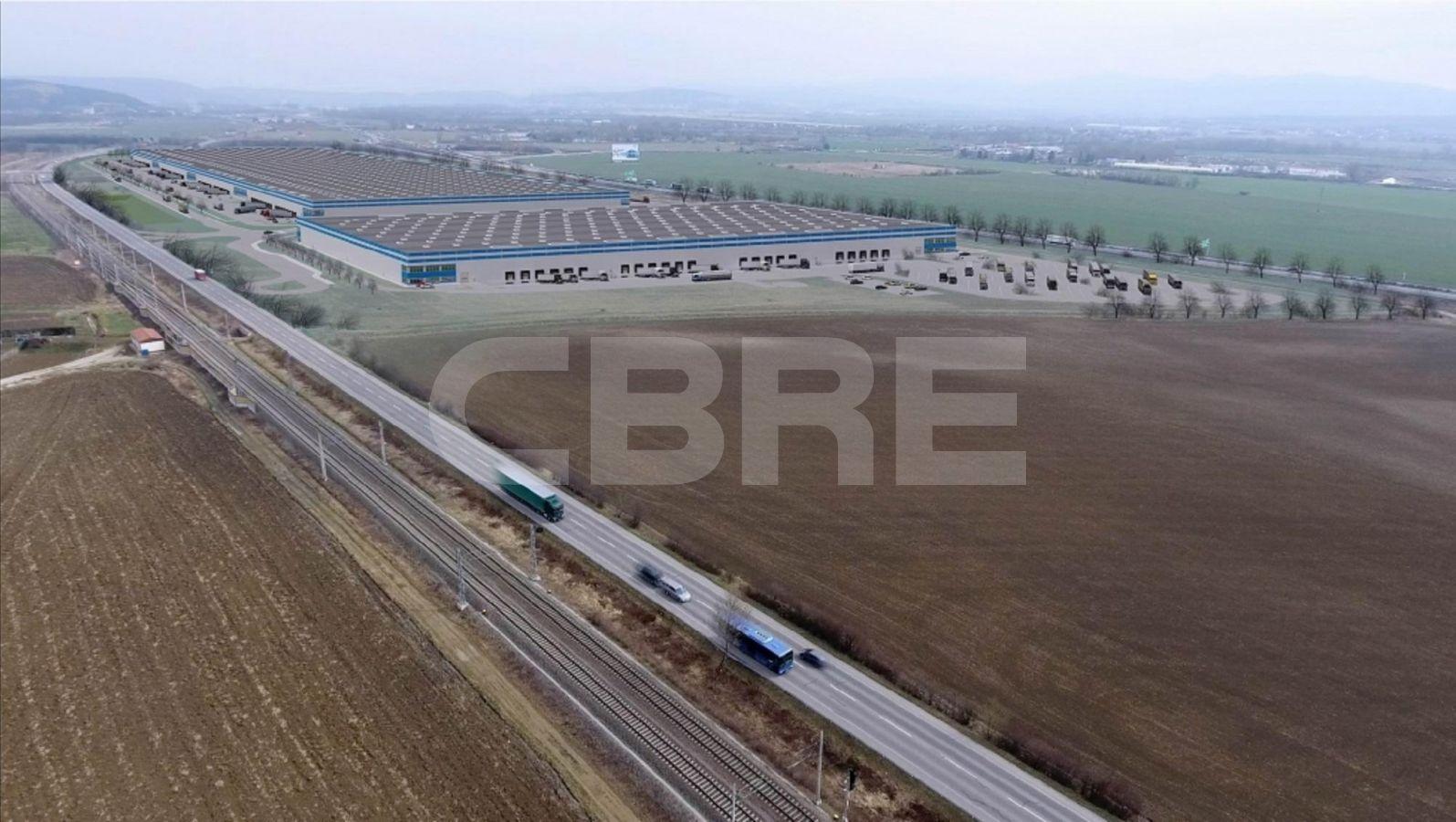 Sihot Park Chocholna - DC1, Trenčiansky kraj, Trenčín | Prenájom a predaj skladov a výrobných hál od CBRE | 5
