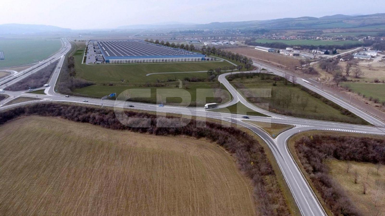 Sihot Park Chocholna - DC1, Trenčiansky kraj, Trenčín | Prenájom a predaj skladov a výrobných hál od CBRE | 6
