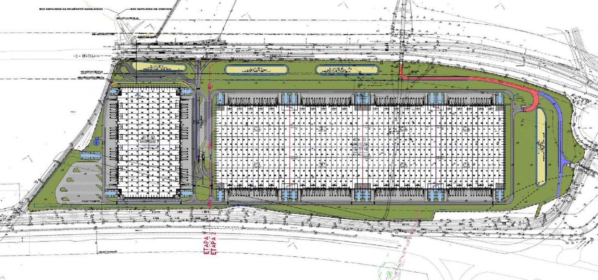 Sihot Park Chocholna - DC1, Trenčiansky kraj, Trenčín | Prenájom a predaj skladov a výrobných hál od CBRE | 11