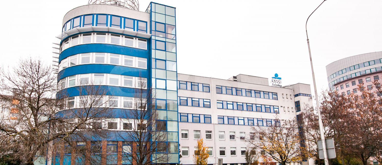 Kancelárie Plus Centrum, Panónska, Bratislava - Petržalka | Prenájom kancelárií od CBRE