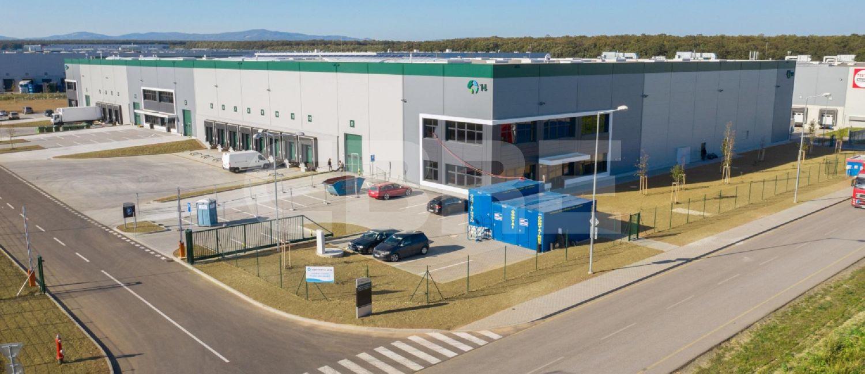 Prologis Park Senec - DC14, Bratislavský kraj, Senec | Prenájom a predaj skladov a výrobných hál od CBRE