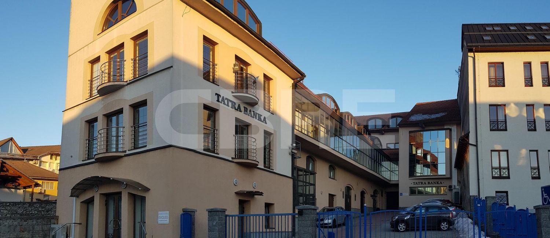 Kancelárie Dolná ulica, Banská Bystrica, Banská Bystrica | Offices for rent by CBRE