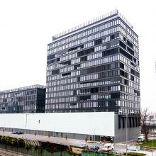 Einsteinova Business Center, Bratislava - Petržalka | Prenájom kancelárií od CBRE