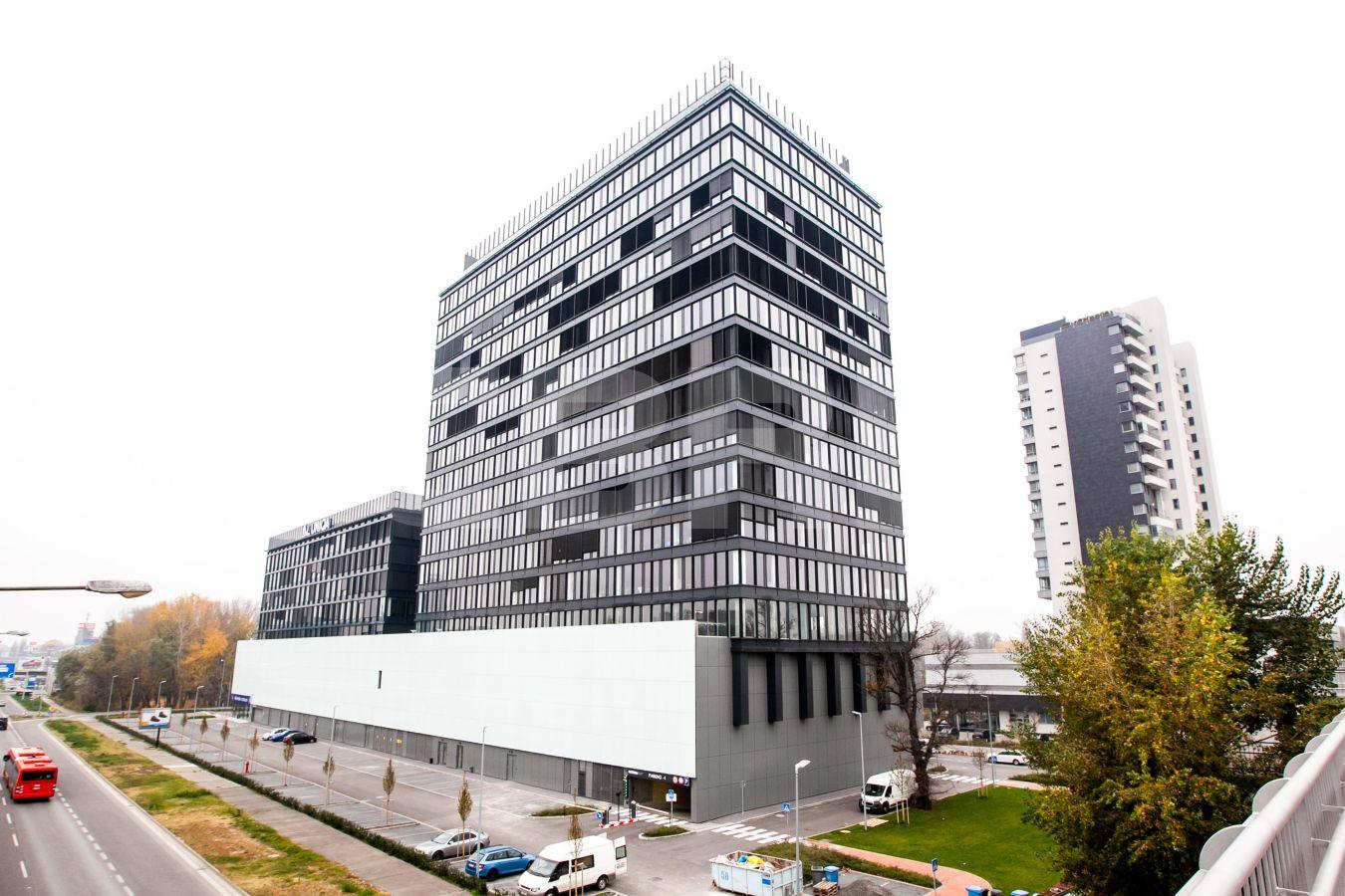 Einsteinova Business Center, Bratislava - Petržalka | Prenájom kancelárií od CBRE | 2