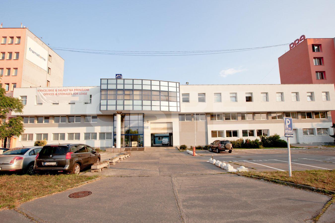 Vajnorská 137 - Kapa, Bratislava - Nové Mesto | Prenájom kancelárií od CBRE | 1