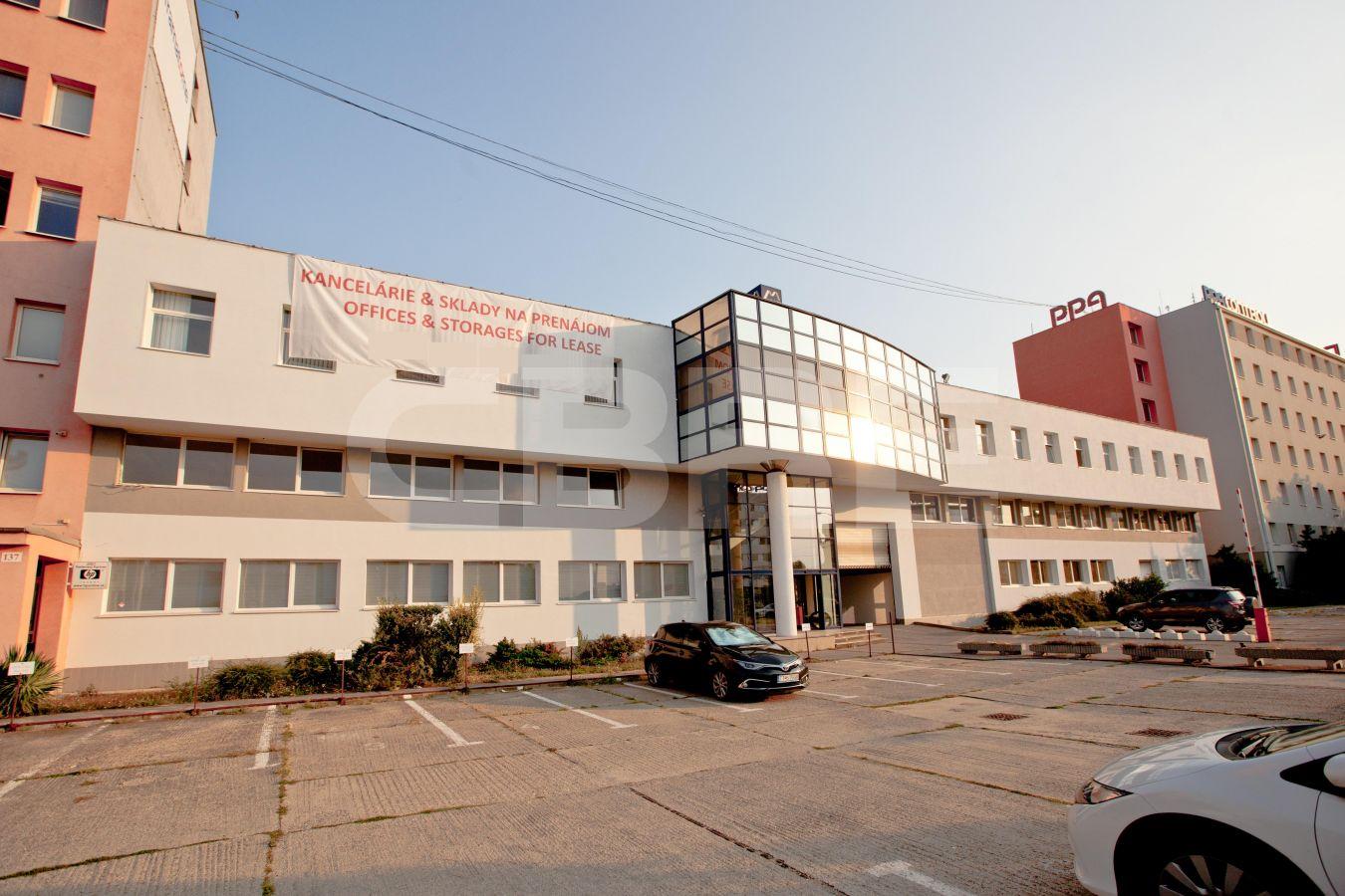 Vajnorská 137 - Kapa, Bratislava - Nové Mesto | Offices for rent by CBRE | 2