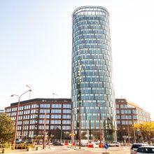 Twin City Tower, Bratislava - Staré Mesto | Prenájom kancelárií od CBRE