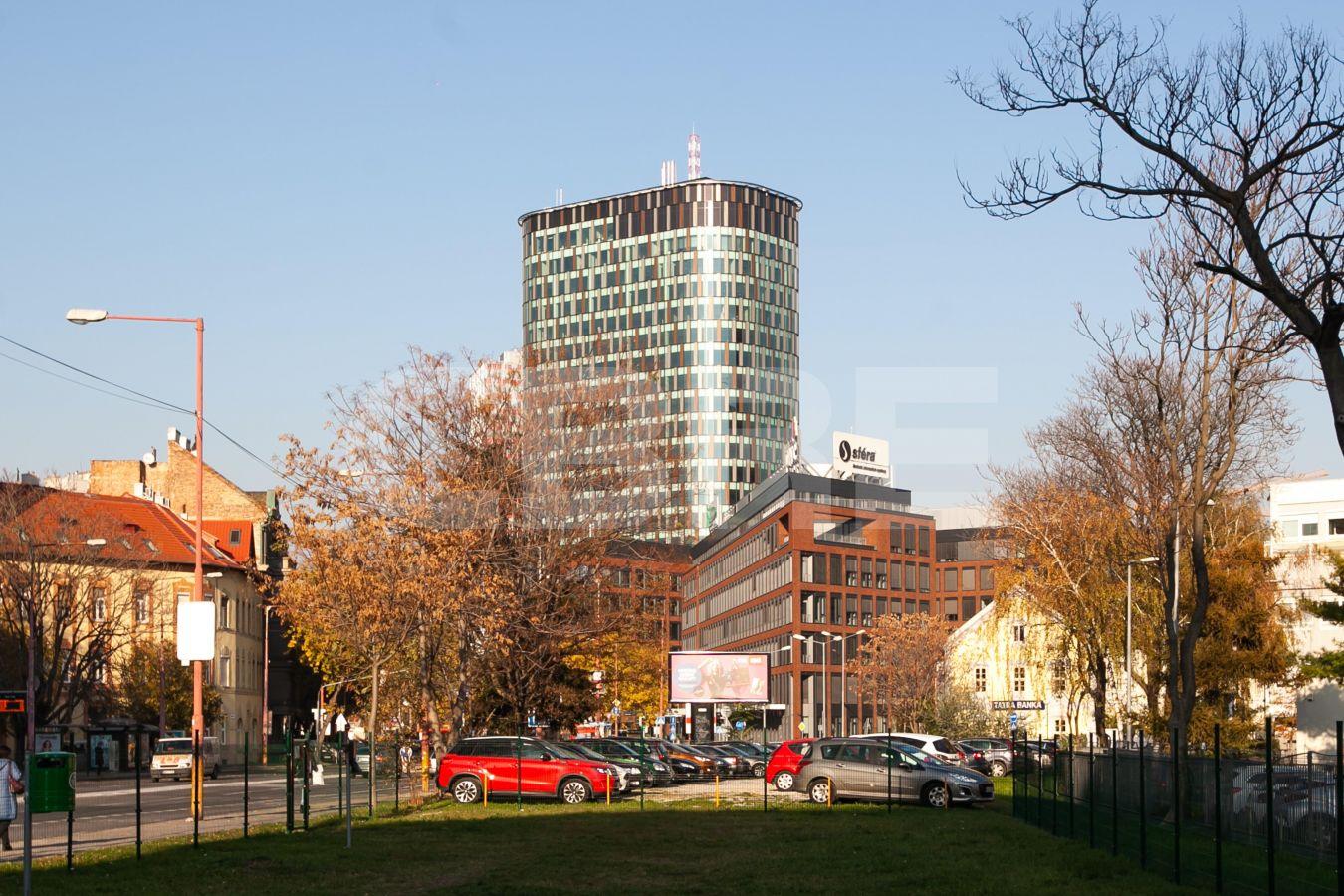 Twin City Tower, Bratislava - Staré Mesto | Prenájom kancelárií od CBRE | 4
