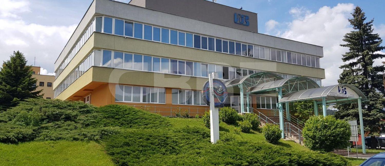 VÚS, Banská Bystrica | Prenájom kancelárií od CBRE